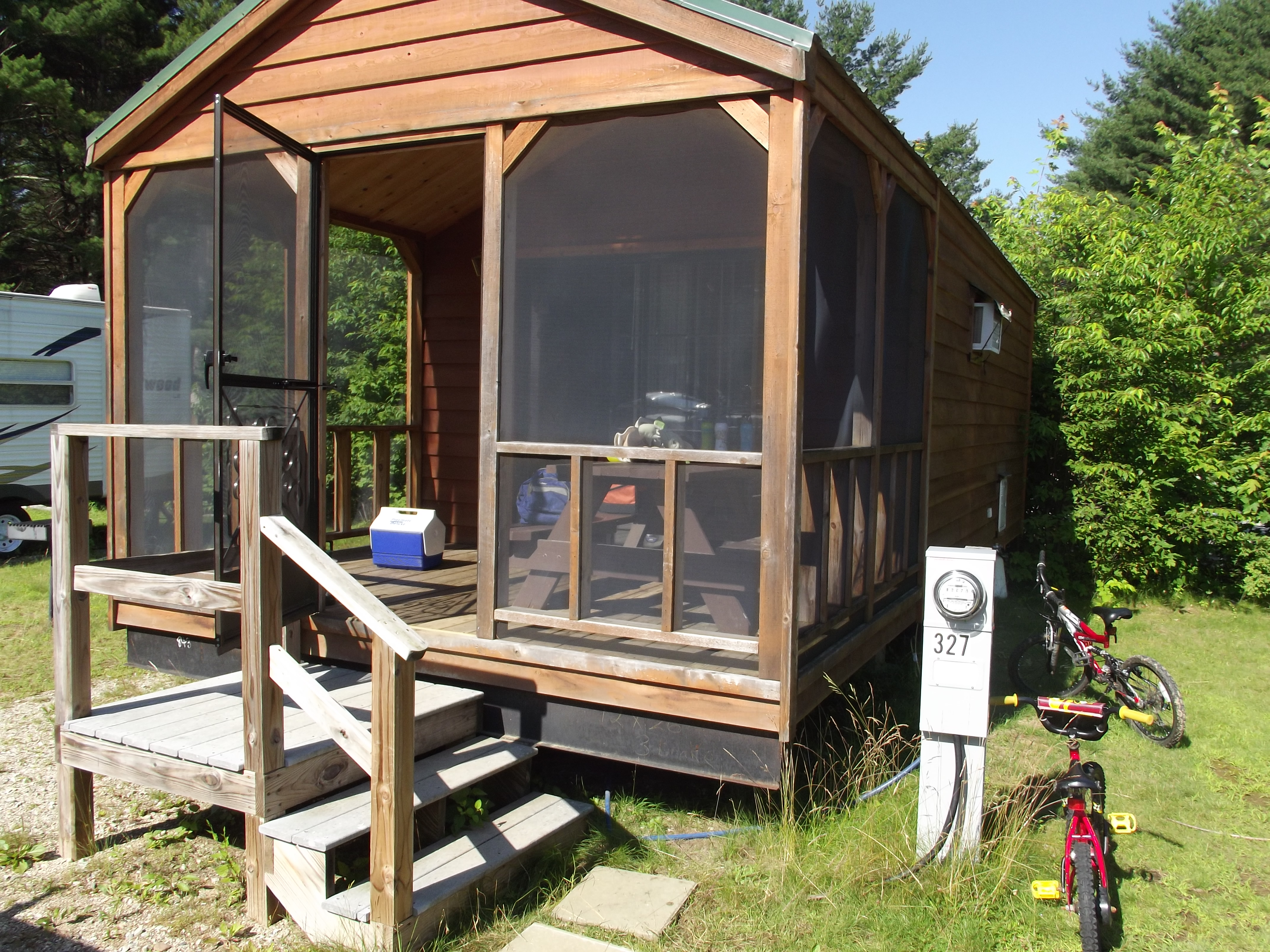 On to new hampshire world in motion for Cabin camping new hampshire