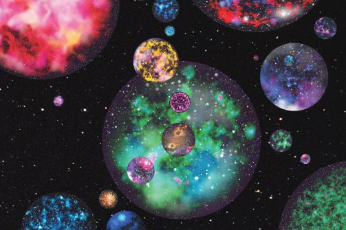 "Physicists increasingly believe that our space-time universe is only part of a larger ""multiverse"""