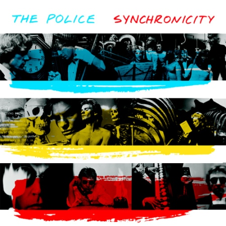 Synchronicity is also a superb album by the Police