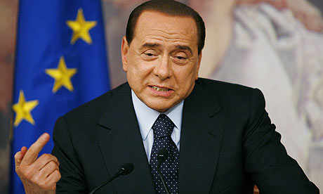 Silvio Berlusconi, one of the worst leaders in post-war European history