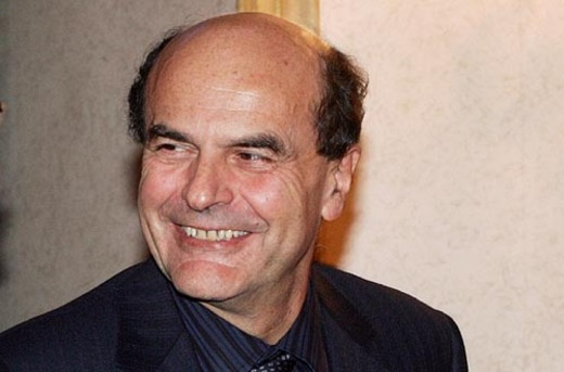 Pier Luigi Bersani, who will represent the center left in Italy's election