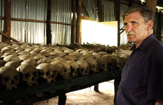 We are to believe that a UN that ignored Dallaire during the Rwandan genocide want to inject itself into American family decisions?