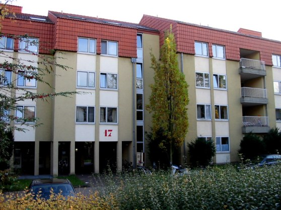 The Studentenheim in Bonn