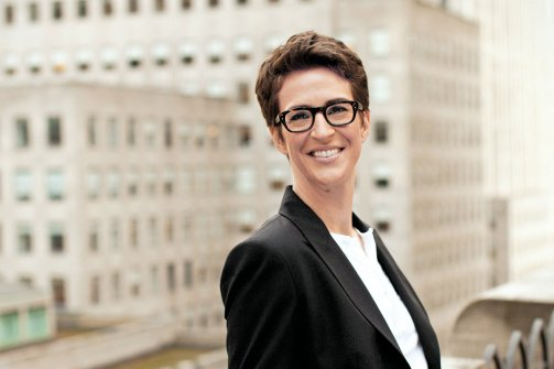 Some conservatives are getting rich off impotent rage, according to Maddow