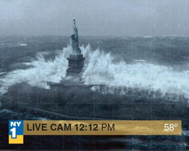 The spirit of Sandy is the spirit of liberty
