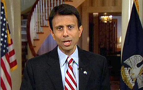 """We can't be the stupid party,"" Bobby Jindal pleaded"