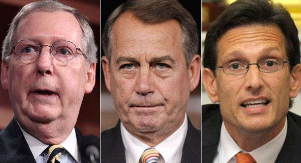 GOP leaders have publicly stated they want to use the debt ceiling as leverage, holding the global economy hostage unless the Democrats give into their demands