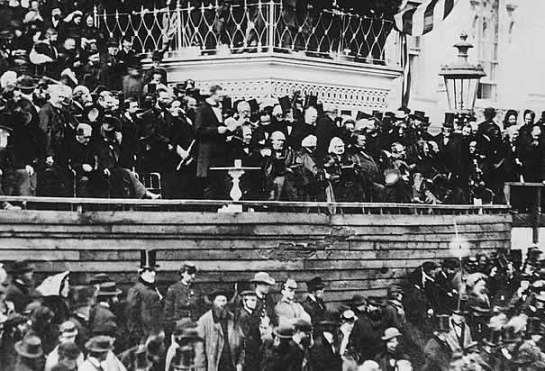 Abraham Lincoln is one of the few Presidents whose second inaugural address is more memorable than his first