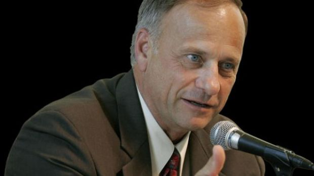 Steve King (R-Iowa) - definitely not to be confused with Maine's Stephen King!