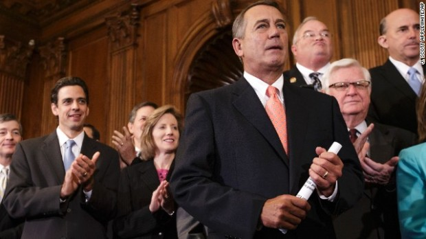 Ironically, John Boehner may be the best hope for avoiding disaster.