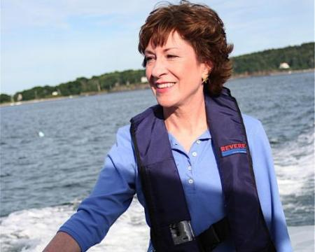 Susan Collins, R-Maine