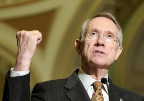 Though it will limit the Democrats at some point in the future, Reid must be bold enough to change the cloture rule now