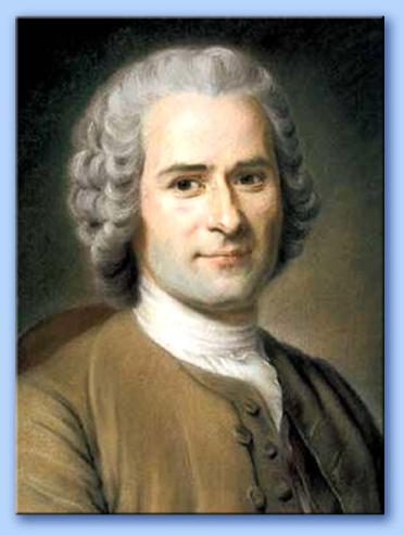 Swiss philosopher Jean Jacques Rousseau inspires naturalists to this day