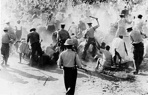 The March 1960 Sharpeville Massacre would radicalize Mandela
