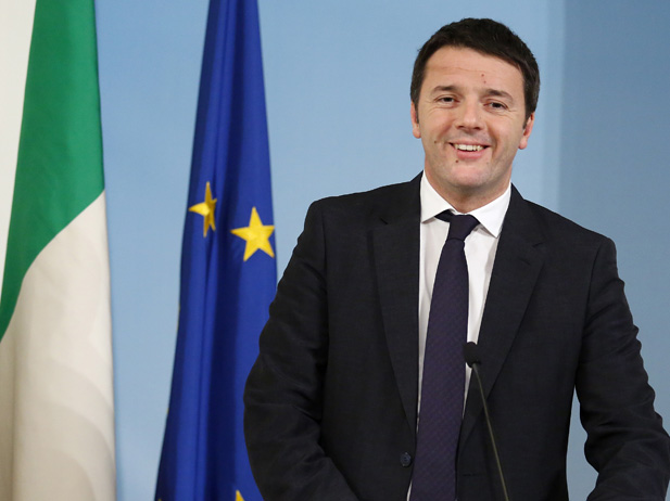 At age 39, Renzi represents a new breed of Italian politicians