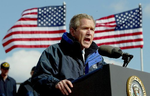 Bush's choice to invade Iraq was disastrous, but President Bush did an admirable job in completely altering US policy in 2006 to reject the initial goals and embrace a realistic approach