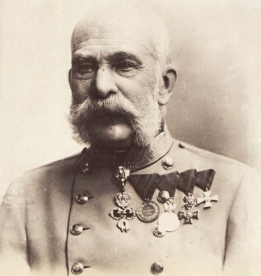 In 1916 Franz Joseph died, as his empire was about to be destroyed by World War I and its aftermath