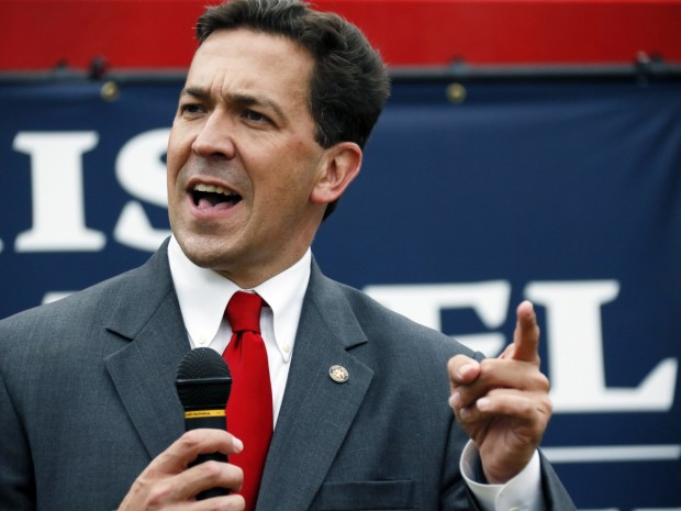 Chris McDaniel - photo from a fascinating Salon article on the tea party.