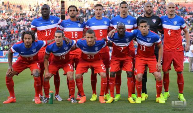 The US was competitive this time, making the top 16 before losing 2-1 to Belgium