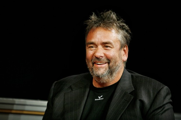 Director Luc Besson skillfully weaves a story together. He dismisses those who point out the brain capacity theory isn't true: