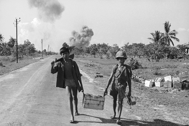 Ending the Vietnam war meant pressuring Hanoi by bombing supply lines in Cambodia.  It worked - but it radicalized the country side and led to the rise of the genocidal Khmer Rouge