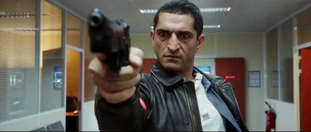 Amr Waked does a superb job playing Captain Pierre Del Rio