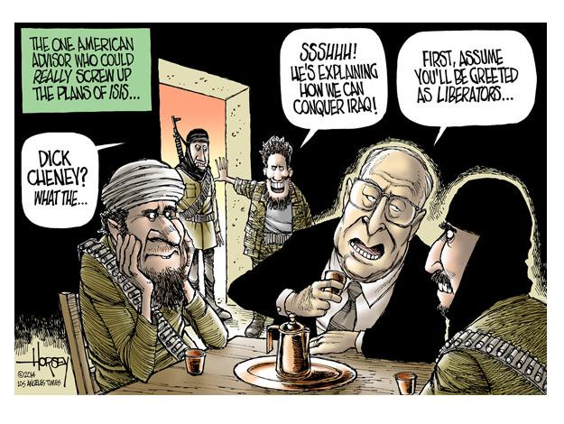 Ecco la strategia dell'Arabia Saudita Cheneyisis