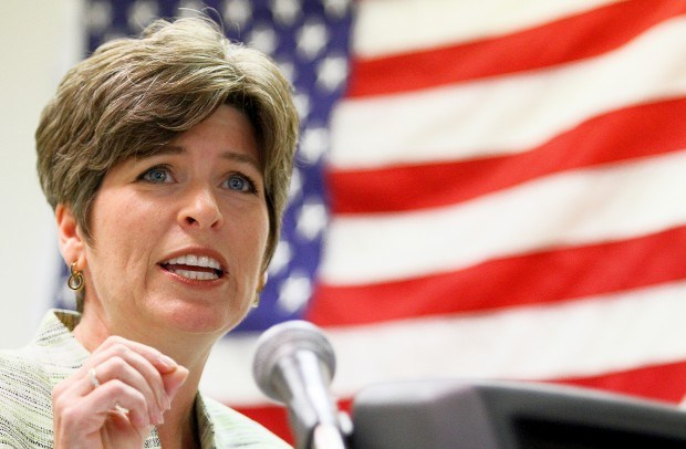 Republican Joni Ernst maintains a small lead in Iowa - but hasn't been able to pull away
