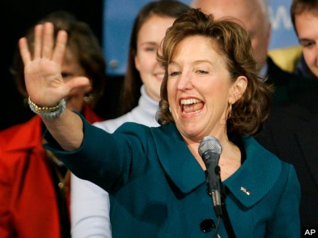 North Carolina's democratic incumbent Kay Hagan continues to hold a slight but consistent lead in the polls