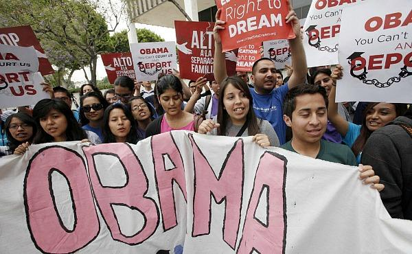 Too harsh a response and Republicans could help push record numbers of Latinos to vote Democratic in 2016