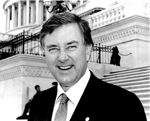Joining the Senate at age 36, Pressler was a rising start early in his career