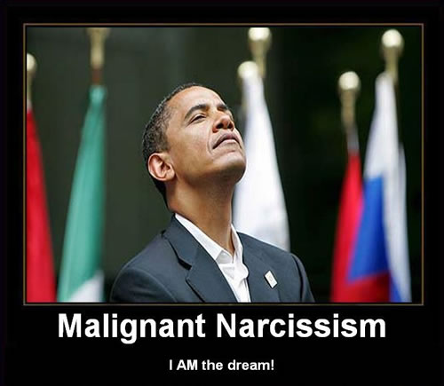 Although nothing in reality supports it, the far right has created a caricature of Obama to ridicule and demean him.