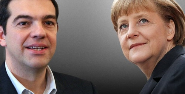 Tsipras and Merkel will meet for the first time this week.