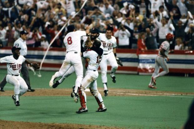 The 1987 World Series victory is a unique and cherished moment for every Twins fan