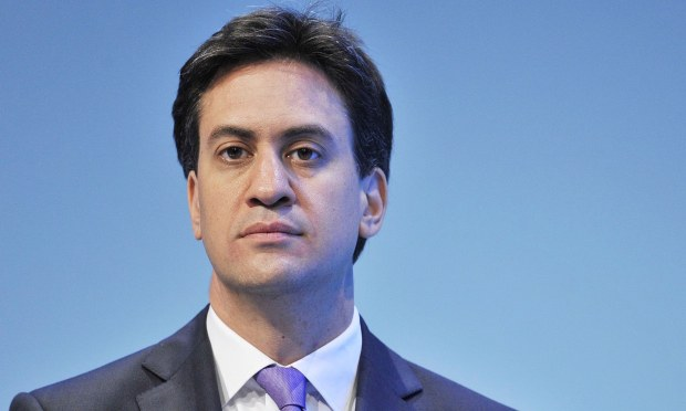 Now former Labour Party leader Ed Miliband, who resigned his leadership role after the election.