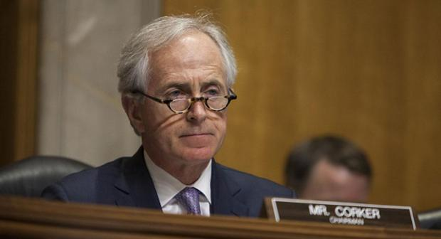 Due to the separation of powers, Corker never really had a chance to use Congress to undermine the nuclear deal with Iran