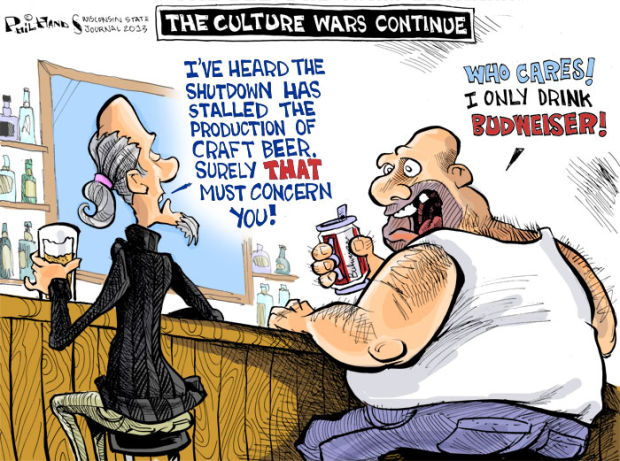 The new culture war?