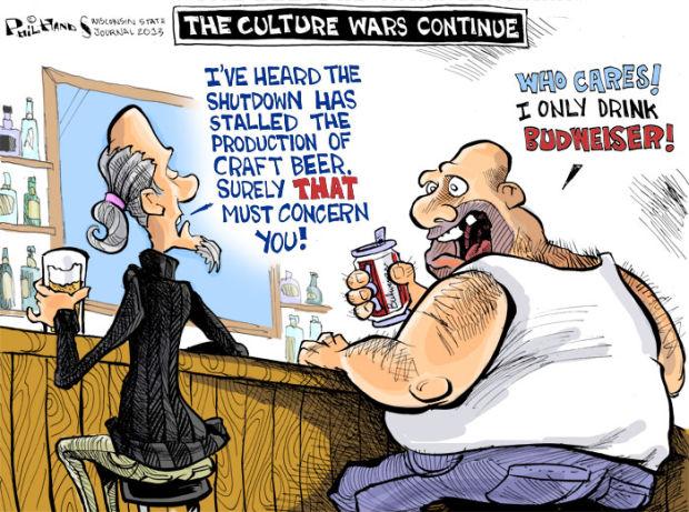 The new culture war?