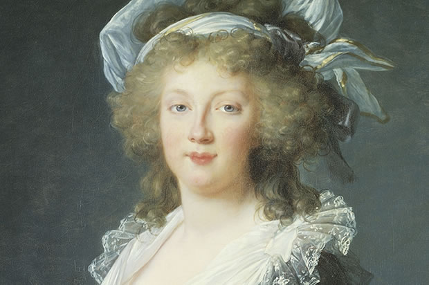 The birth of Marie Antoinette, daughter of Maria Theresa of Austria coincided with the quake, symbolizing change coming the the continent and planet
