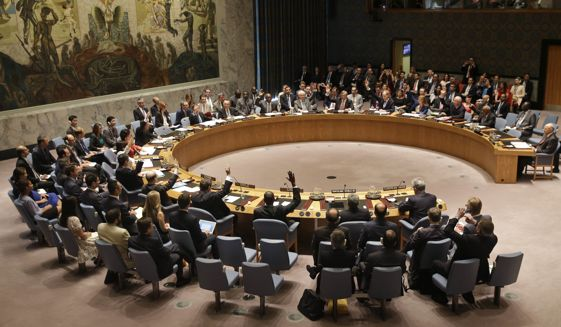 The deal is between Iran and the UN Security Council, which endorsed it unanimously