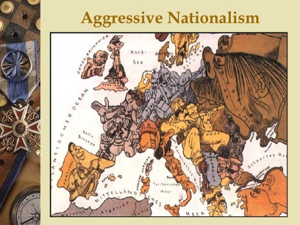 an introduction to the nationalism in the 19th century in europe Since the nineteenth century, a number of nation states have emerged   differences in the ways nationalism and feminism interacted in european as well  as in  [3] for useful introductions to the development of women's and gender  history,.